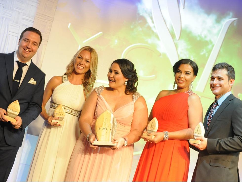 2015 Finalists at Gala